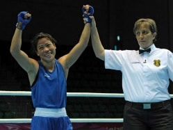 Asian Games Boxing: MC Mary Kom Enters Final, L Sarita Devi Robbed of Win in Semis