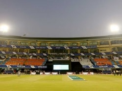 CLT20: Sparse Crowd Response in Kings XI Punjab's First Game at Mohali