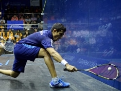 Squash: Saurav Ghosal, Joshna Chinappa Lose In China Open Quarters