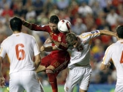 Spain Hammer Macedonia With Five Goals in First Euro Qualifier