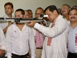 Indias Asian Games Performance is Inspiring: Sports Minister Sarbananda Sonowal