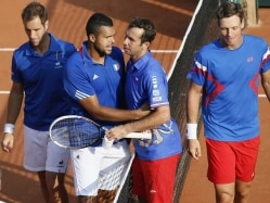 Arnaud Clement Unveils France Team for Davis Cup Final
