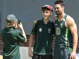 Australia Have the Edge, Says Mitchell Johnson