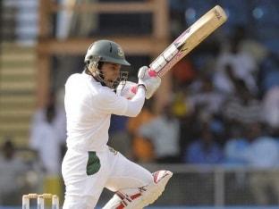 1st Test, Day 4: Mushfiqur Rahim's Half-Century Keeps Bangladesh Afloat vs West Indies