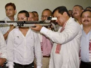 India's Asian Games Performance is Inspiring: Sports Minister Sarbananda Sonowal
