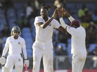 1st Test, Day 3: Sulieman Benn's Spin Puts West Indies in Control Against Bangladesh