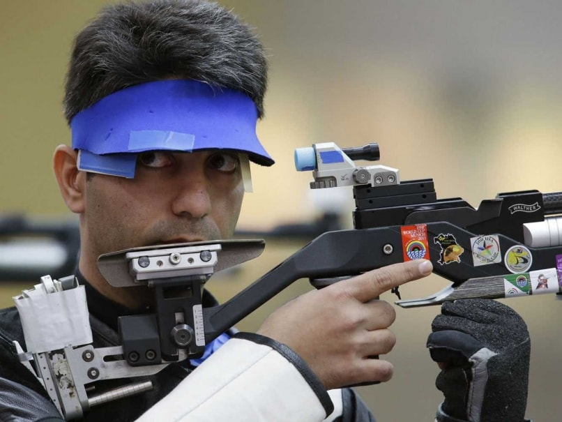 Asian Games: Abhinav Bindra & Team Win Bronze