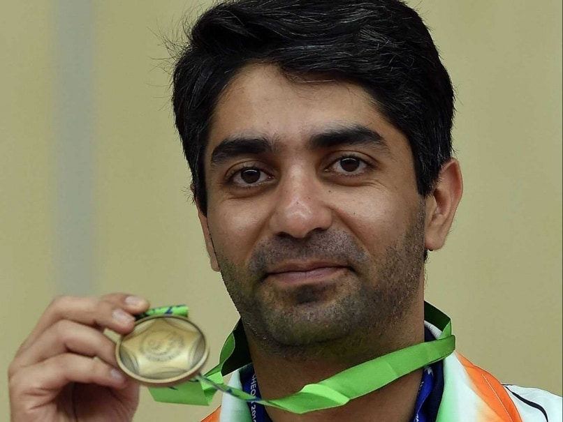Abhinav Bindra Finishes Asian Games Career With Bronze