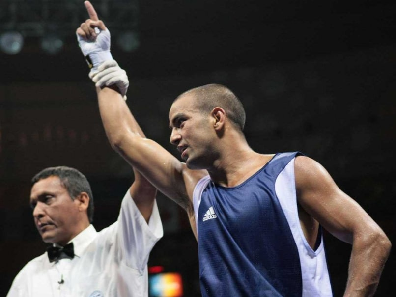 Asian Games: Akhil Kumar Dominates, Shiva Thapa Walks into Second Round in Boxing