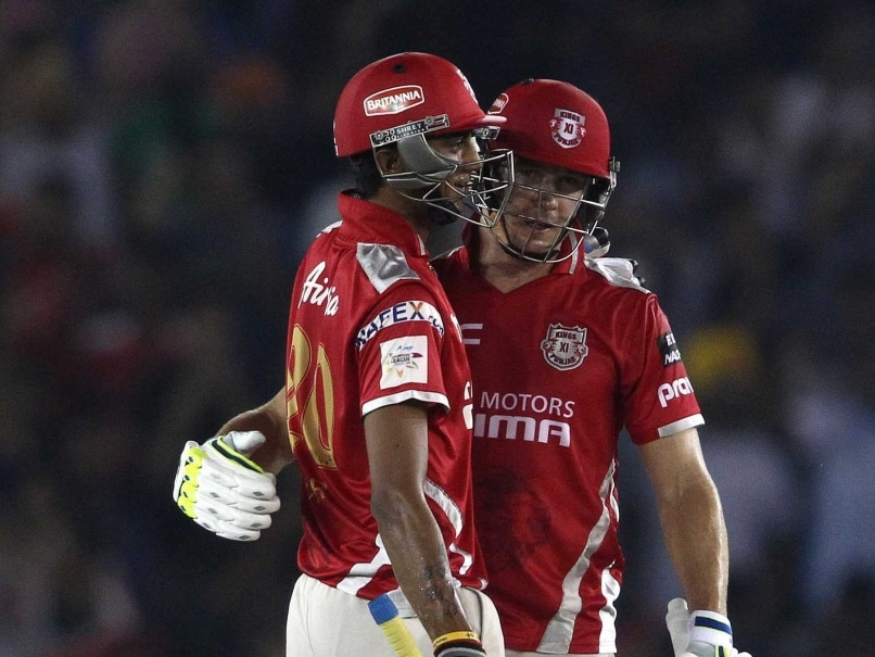 Champions League Twenty20: No Total Too Big for 'Perfect' Kings XI Punjab
