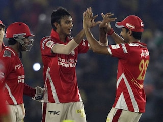CLT20: Kings XI Punjab Beat Cape Cobras to Finish Unbeaten in Group B