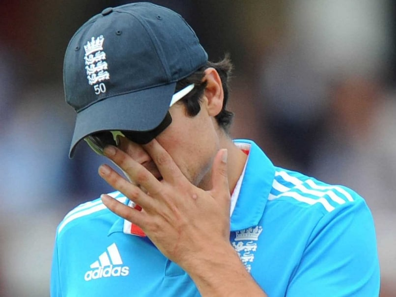 Alastair Cook Says He Got No ODI Captaincy Assurances