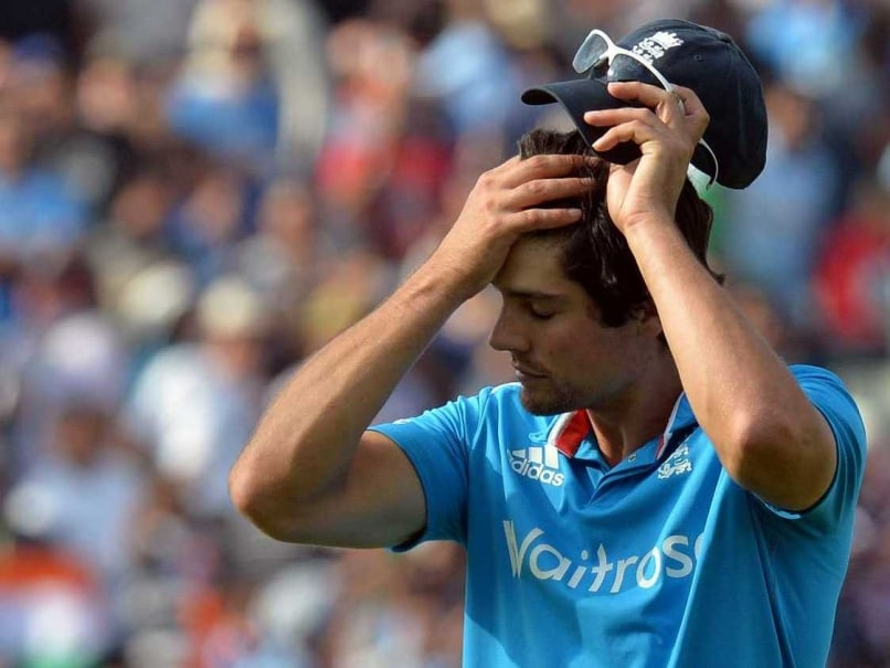 India Outplayed Us, Concedes 'Dejected' Alastair Cook