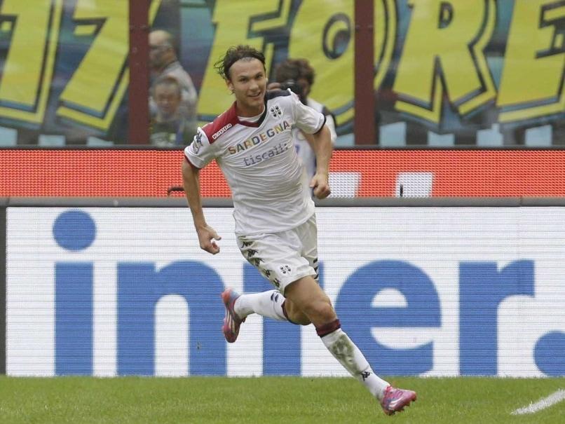 Albin Ekdal Hits Hat-Trick as Cagliari Stun 10-Man Inter Milan in Serie A