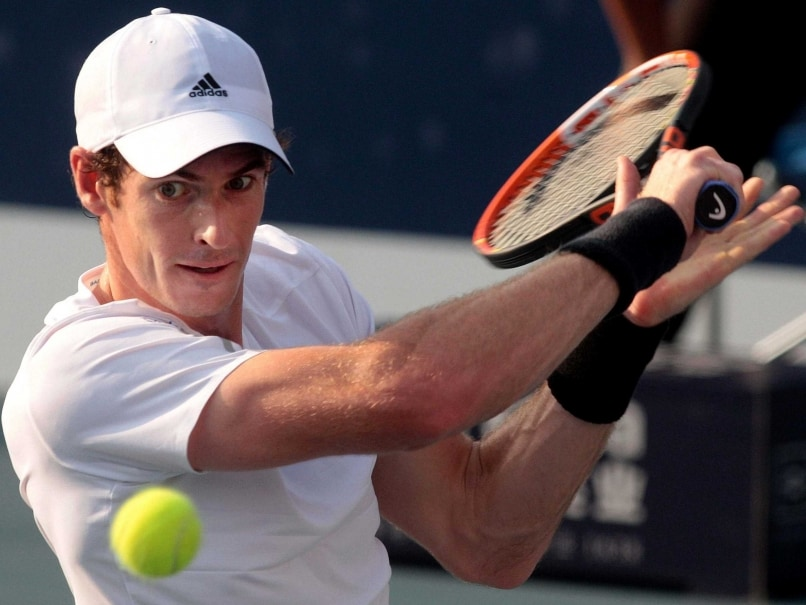 Andy Murray Pushes for London in Vienna