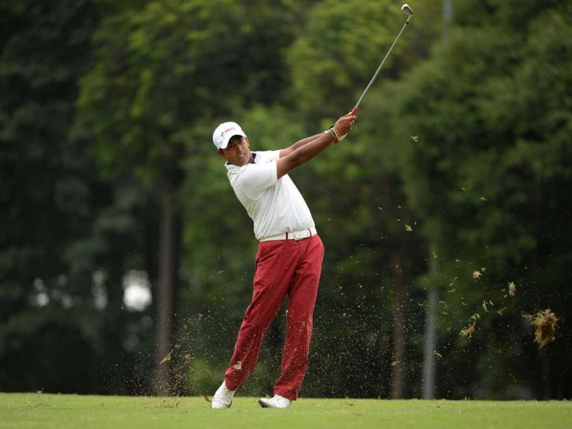Anirban Lahiri Drops to Fourth in Selangor Masters