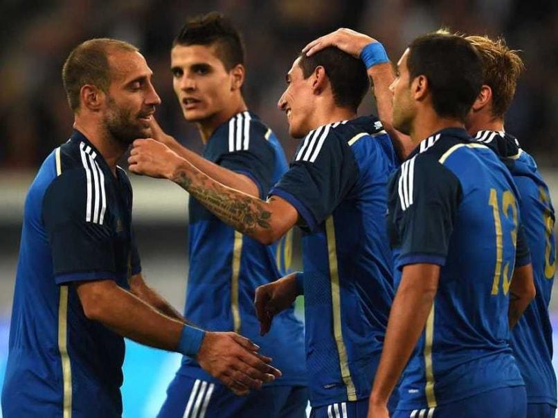 Friendly Revenge: Argentina Beat World Champions Germany 4-2