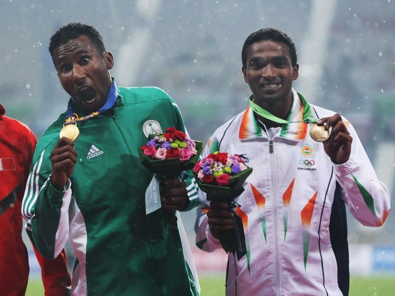 Asian Games: Rajiv Arokia Bags Bronze in Men's 400M Race