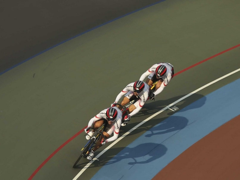Asian Games: India track cyclists Disappoint at Incheon