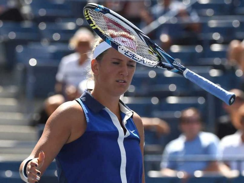 US Open: 'No Excuses' Despite Food Poisoning, Says Beaten Victoria Azarenka