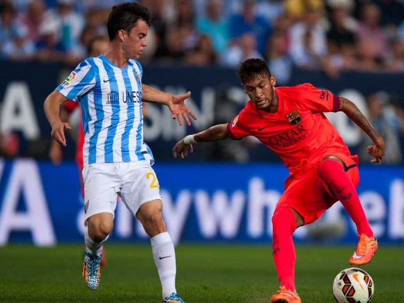 Barcelona Held to Goalless Draw by Malaga