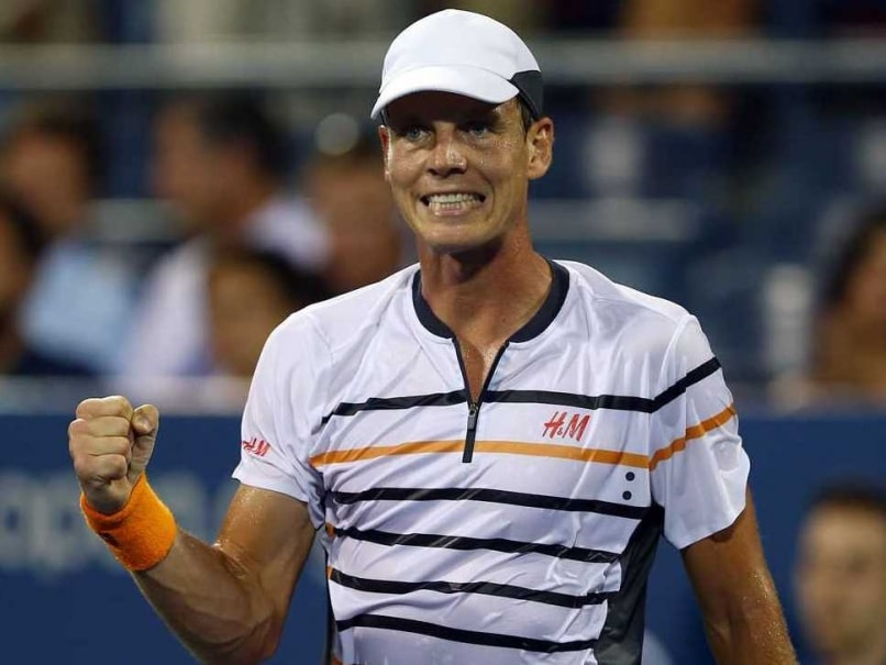 Tomas Berdych Cruises Into US Open Last-Eight