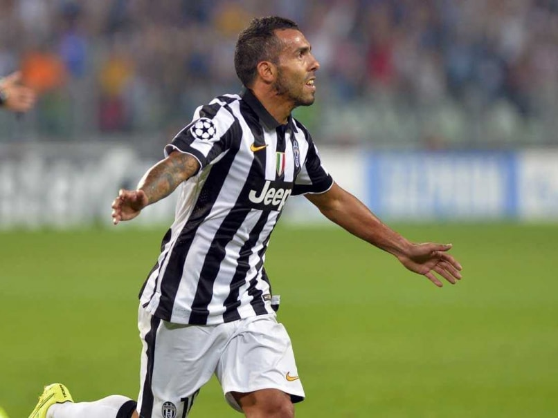 Carlos Tevez helps Juventus beat Malmo 2-0 in Champions League