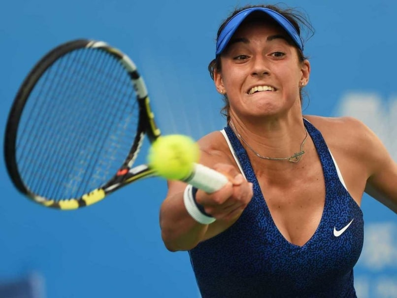 Determined Caroline Garcia Dumps Agnieszka Radwanska Out of Wuhan