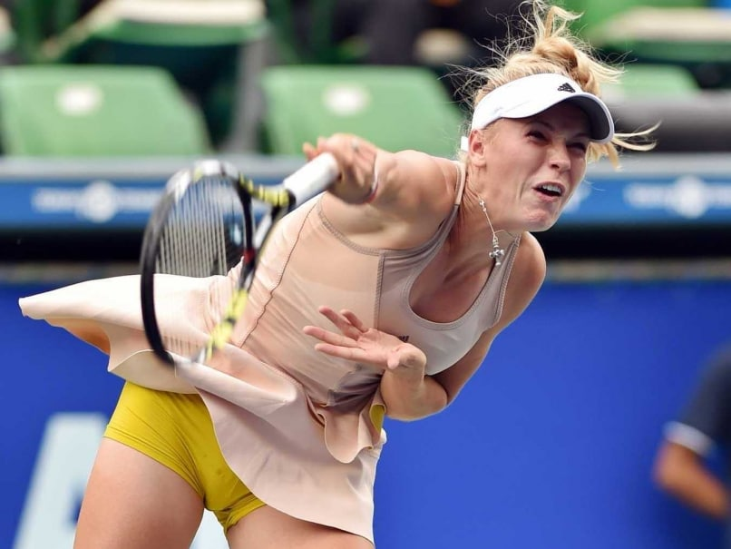 Caroline Wozniacki Reaches Pan Pacific Open Final