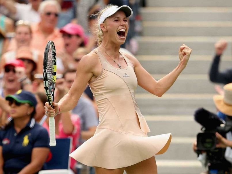 Counterintutive Adjustment Helps Wozniacki Upset Sharapova