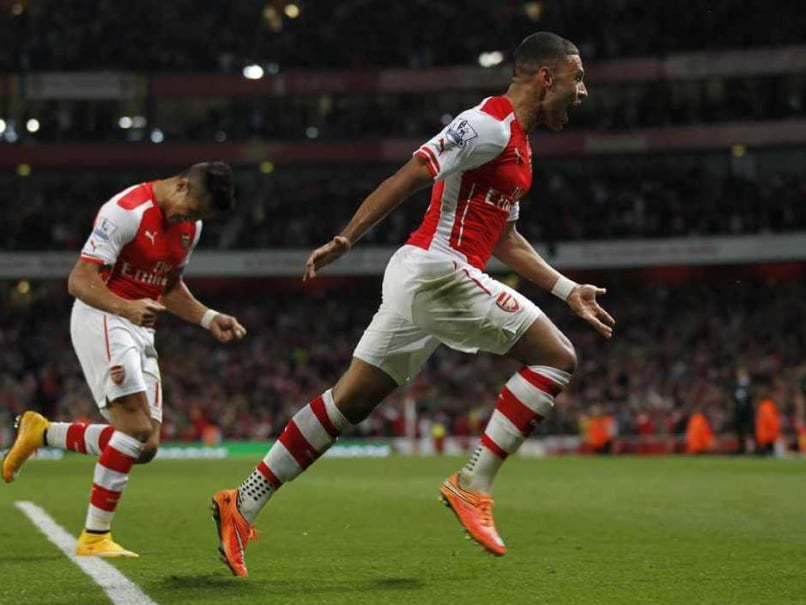 EPL: Arsenal F.C. Grab Late Equaliser for a 1-1 Draw Against Tottenham Hotspur