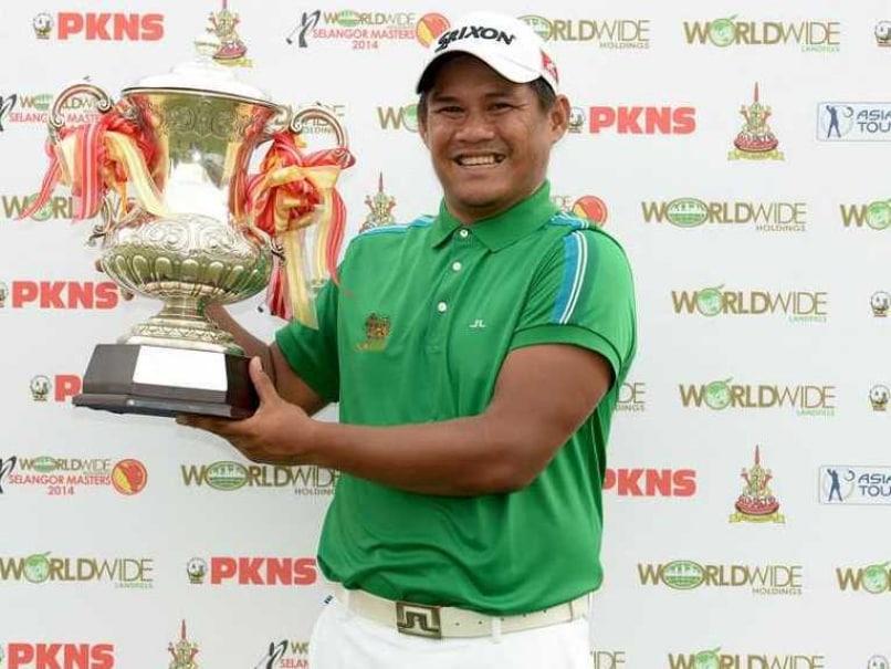 Thailand's Chapchai Wins Selangor Masters