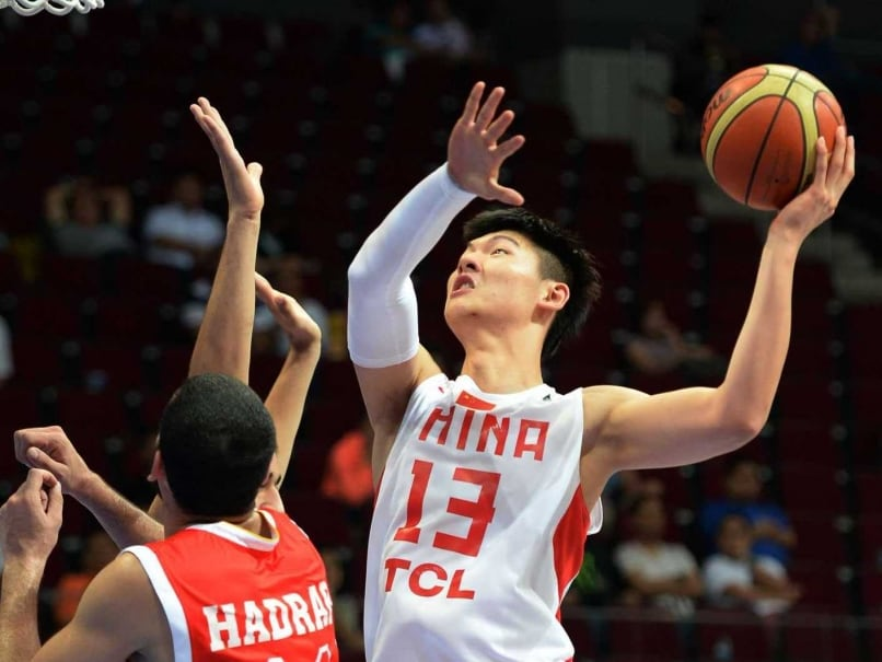 Asian Games: China Defend Basketball With New 'Great Wall'