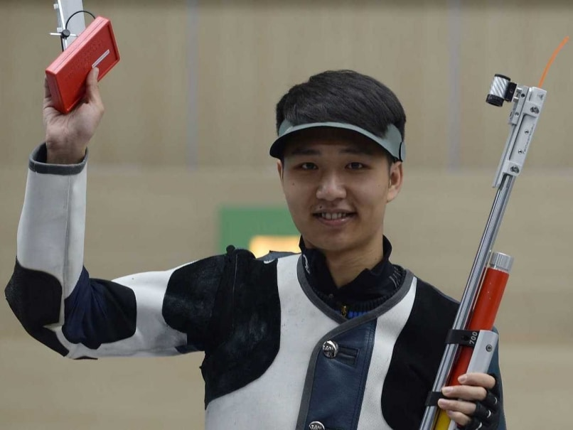 Asian Games: Sensational Yang Haoran Shows his Class