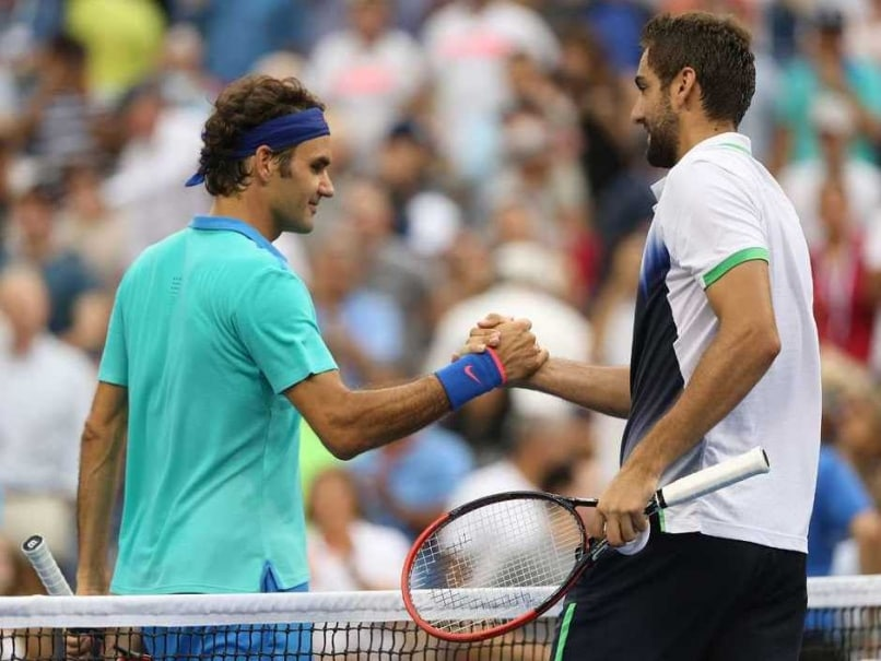 Cilic Swiftly Dispatches Federer, Whose 18th Slam Will Have to Wait