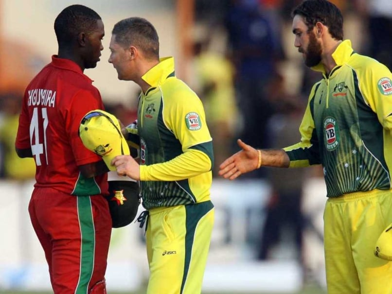 Australia Seek Boost After After Zimbabwe Shock