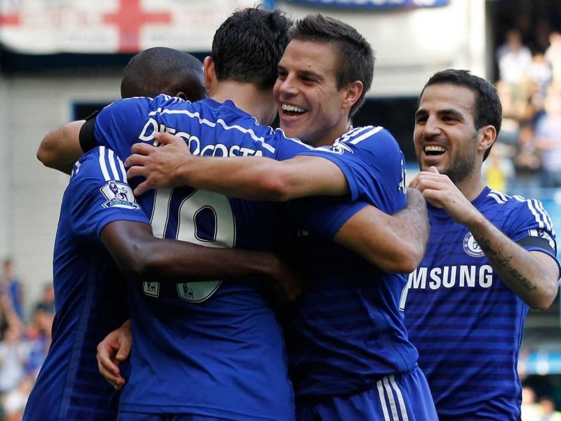 EPL: Diego Costa Scores Hat-Trick as Chelsea Win; Manchester City, Arsenal Draw