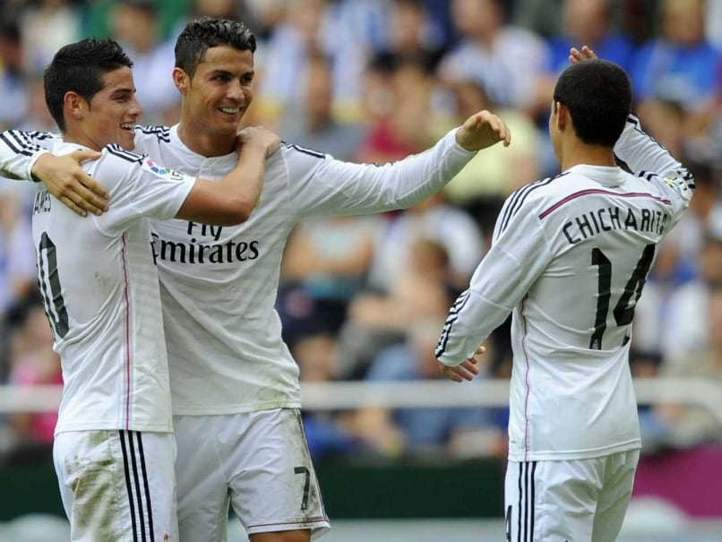 La Liga: Cristiano Ronaldo Lead's Real Madrid's Rout vs Deportivo; Atletico Held by Celta Vigo