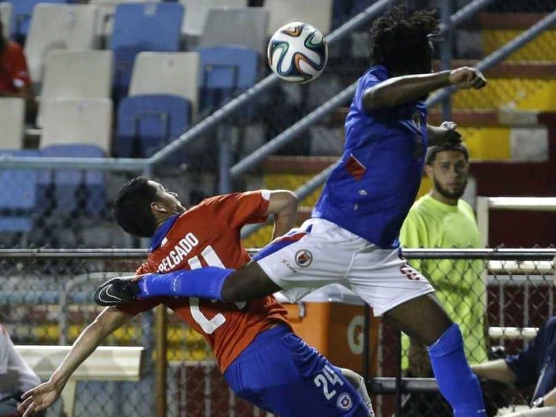 Juan Delgado Helps Chile Beat Haiti in Friendly