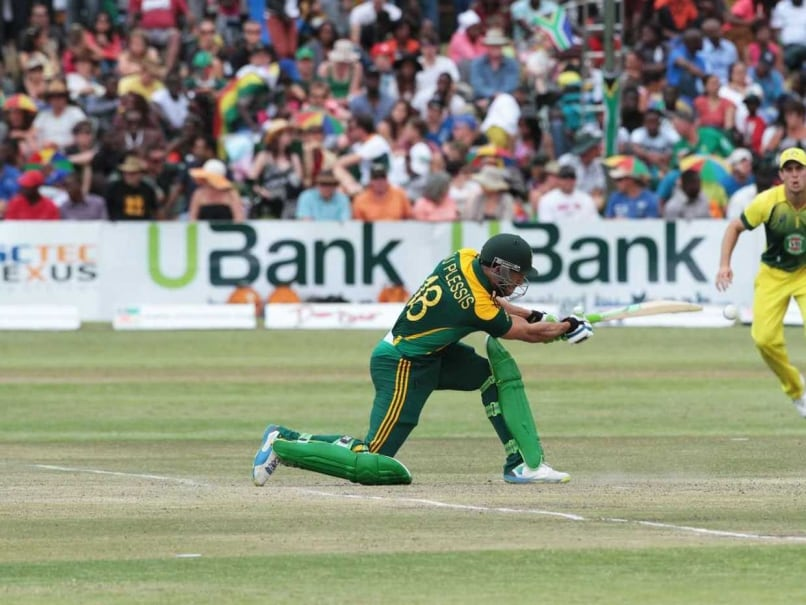 Highlights Tri-Series Final: Faf du Plessis, AB de Villiers Guide South Africa to Victory
