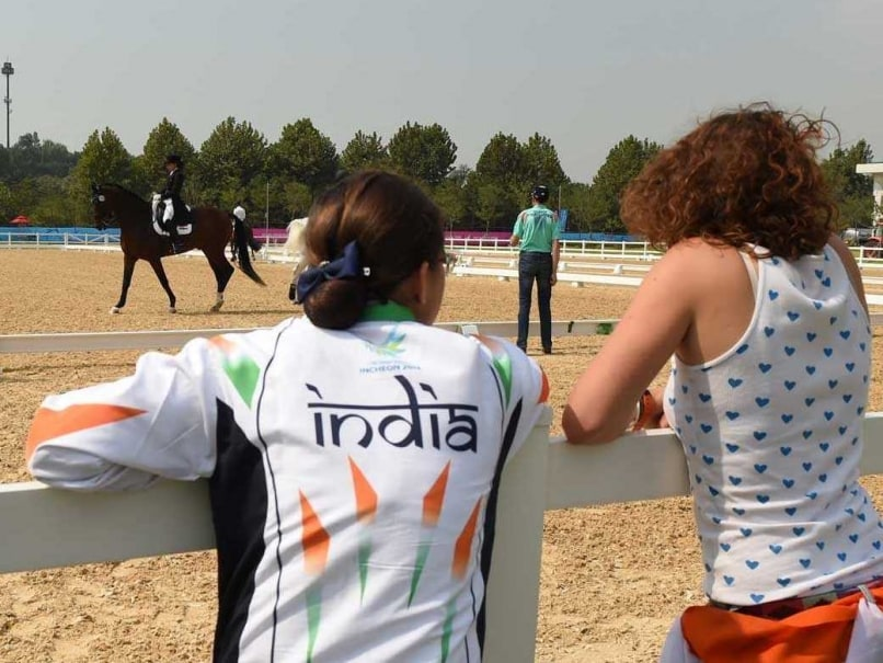 Asian Games 2014: Indian Women Riders Disappoint in Equestrian event