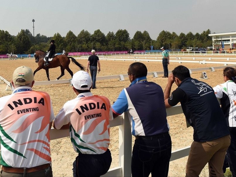 Asian Games: Indian Women Equestrian Dressage Team Finishes Sixth