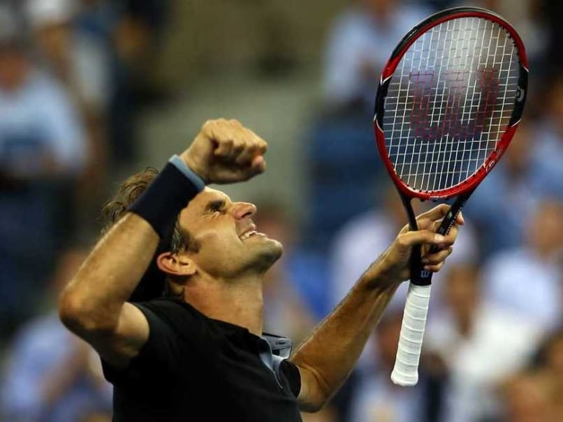 Roger Federer, Novak Djokovic Tackle Unlikely Lads for US Open Final Spots