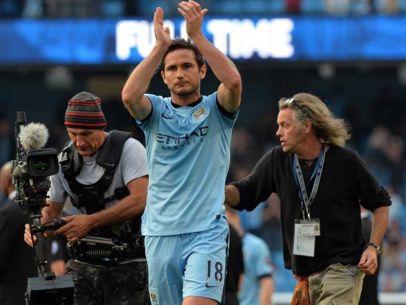 Frank Lampard Eyes More Goals With Manchester City F.C.