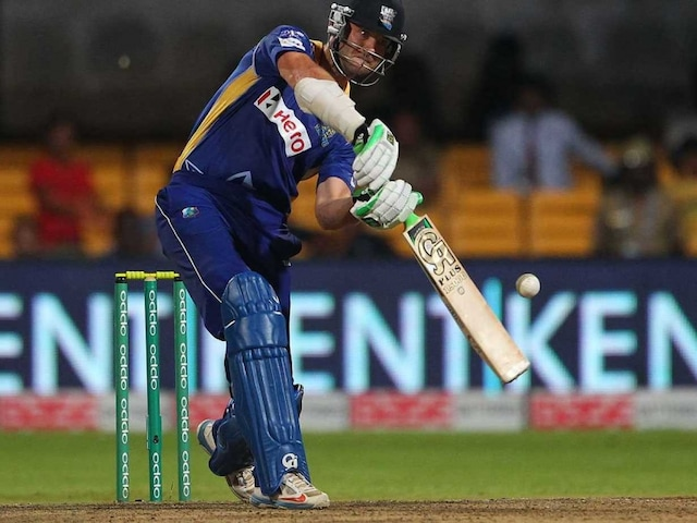 CLT20: Barbados Tridents Beat Northern Knights by 6 Wickets