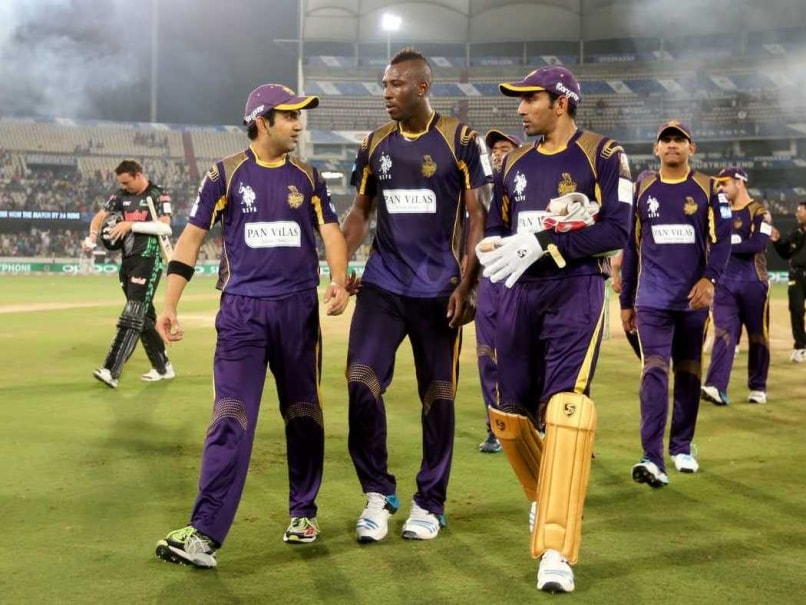 Champions League Twenty20: Gautam Gambhir Scores a 'Century' for Record-Breaking Kolkata Knight Riders