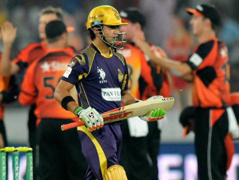 Champions League Twenty20: Kolkata Need to Remain Focussed, Says Gautam Gambhir