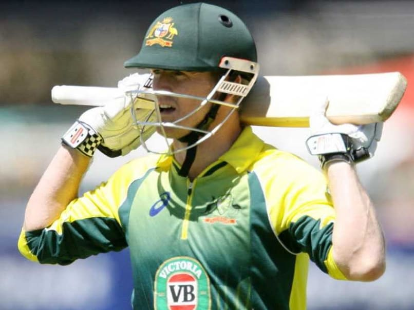 George Bailey Steps Down as Australia's T20 Captain
