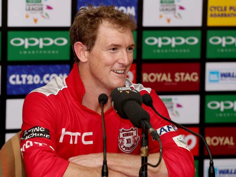 Champions League Twenty20: George Bailey Wants Kings XI Punjab to be Best to Beat Northern Knights