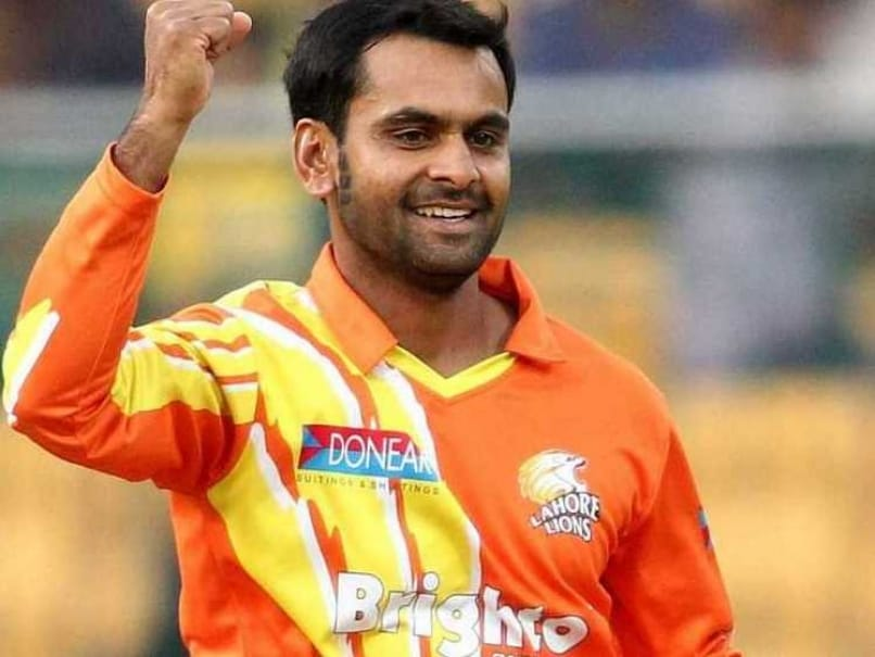 Mohammad Hafeez Surprised After Being Reported for Suspect Action